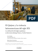 El Quijote y la violencia latinoamericana del siglo XX.pdf