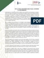 FELIX DIAZ - DESAFIOS DE LA EDUCACION PARA ENTENDER LA DIVERSIDAD