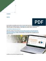 Como criar filtros no Excel