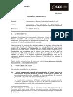 OPINIÓN OSCE 008-13 - PRE - Constructores y Mineros Contratistas - consorcio