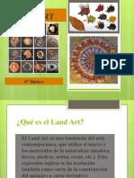 Land Art 4°BASICO