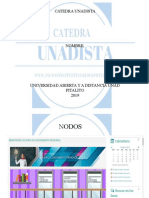 CATEDRA UNADISTA
