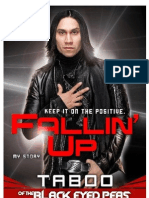 Excerpt—Fallin' Up by Taboo of the Black Eyed Peas