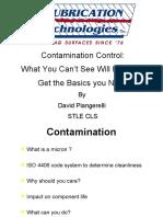 Contamination-Tech Transfer