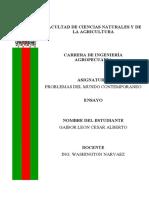 EFECTOS E IMPACTOS DEL COVID