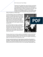 Arthur Potter Farm History Pictures and Centennial Farm Application