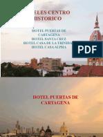 centro historico hoteles