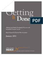 Getting It Done 2011 LI Index Special Analysis