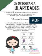 JOGO DA ORTOGRAFIA -  IRREGULARIDADES .pdf