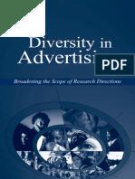 Diversity in Advertising