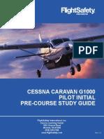 G1000 Caravan Pilot Pre-Course Study Guide
