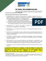 Actividad de evaluación _ Curso SECUNDIARIO
