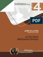 4. Guía Práctica - Los Recursos Procesales Penales
