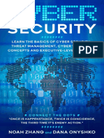 Cyber Security_ Learn The Basics of Cyber Security, Threat Management, Cyber Warfare Concepts and Executive-Level Policies.