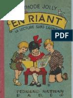 Methode Jolly_En Riant_ La Lecture Sans Larmes