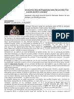 Sentido de La Vida - Manuel Carrasco