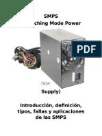 Fallas y aplicaciones de SMPS
