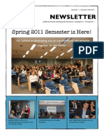 ALPFA Newsletter Spr2011 No. 1