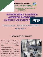 Laboratorio quimico Sema 1-2