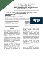UPS Cier Restablecimiento SEP