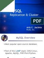 Mysql Replication Clustering