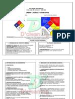 HOJA DE SEGURIDAD JABON LIQUIDO ANTIBACTERIAL.pdf