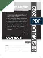 Simulado-Livre-Caderno-6-2020