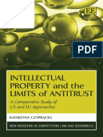 Intellectual Property and the Limits of Antitrust_ A Comparative Study of US and EU Approaches (New Horizons in Competition Law and Economics) (2010) - libgen.lc