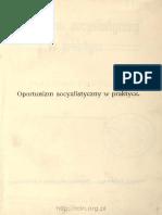 Parvus - Oportunizm Socjalistyczny w Praktyce