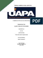 Tarea 5 Desarrollo Organizacional