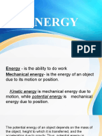 grade 9 energy