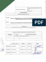 PROCEDIMIENTO DE EXCAVACION