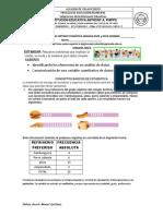 GUÍA DE ESTADÍSTICA GRADO SÉPTIMO SE11-12