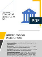 CHAPTER 8 - OTHER FINANCIAL INSTITUTIONS.pptx