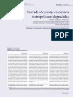 Unidades de paisaje en cuencas metropolitanas degradadas. Arroyo del Gato, Argentina.pdf