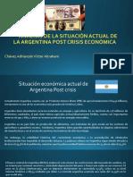 Finanzas Internacionales-Situación Eco. Argentina