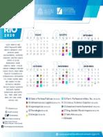 Calendário Fórum da Alerj - 2º Semestre 2020