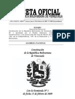 ConstitucionNRBV 2009