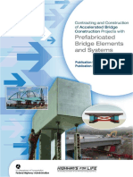 Contracting and construction of accelerated bridge construction projects with prefabricated bridge elements and systems-2013