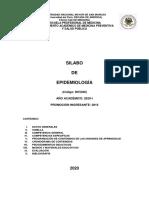AprobadoSyllabus Epidemiología MH - 2020 I (1)