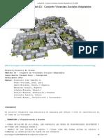 Habitat 4D - Conjunto Viviendas Sociales Adaptables _ FCO_ARQ
