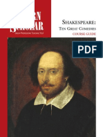 shakespeares great comedies