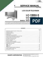 Sharp Lc 15b8us