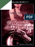 De Wit Chris - El Legado De Damian.pdf