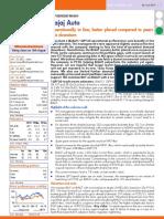 Bajaj Auto 1QFY20 result update - 190729 - Antique Research.pdf