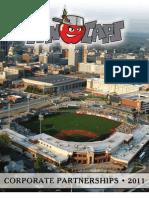 Fort Wayne TinCaps Coprorate Partnerships Guide