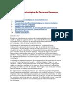 Planificación estratégica de Recursos Humanos.docx
