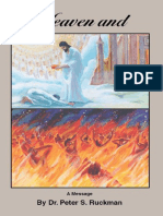 Heaven and Hell - Dr. Peter S. Ruckman 14 pgs