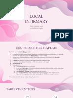 Local Infirmary Presentation by Slidesgo.pptx