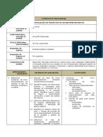 formulacion de proyectos transversal